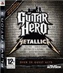 Car�tula de Guitar Hero: Metallica para PlayStation 3