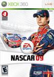 Carátula de NASCAR 09 para Xbox 360