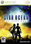 Carátula de Star Ocean: The Last Hope