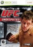Carátula de UFC 2009 Undisputed para Xbox 360