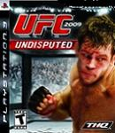 Carátula de UFC 2009 Undisputed para PlayStation 3