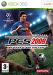 Car�tula de Pro Evolution Soccer 2009 para Xbox 360