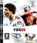 Carátula de FIFA 09 para PlayStation 3