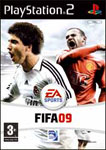 Car�tula de FIFA 09 para PlayStation 2