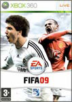 Carátula de FIFA 09 para Xbox 360