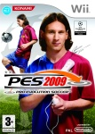 Car�tula de Pro Evolution Soccer 2009 para Wii