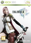 Car�tula de Final Fantasy XIII para Xbox 360