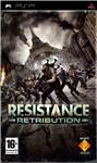 Carátula de Resistance: Retribution