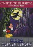 Carátula de Castle of Illusion starring Mickey Mouse para Game Gear