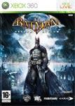 Carátula de Batman: Arkham Asylum para Xbox 360