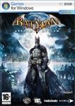 Carátula de Batman: Arkham Asylum para PC