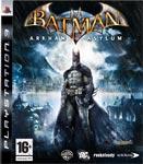 Carátula de Batman: Arkham Asylum para PlayStation 3