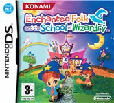 Carátula de Enchated Folk & the School of Wizardry para Nintendo DS