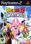 Carátula de Dragon Ball Z: Infinite World