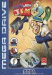 Carátula de Earthworm Jim 2 para Mega Drive