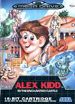 Carátula de Alex Kidd in the Enchanted Castle para Mega Drive