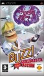 Carátula de Buzz! Cerebros en acción