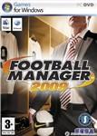 Carátula de Football Manager 2009