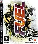 Car�tula de FUEL para PlayStation 3