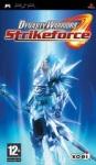 Carátula de Dynasty Warriors: Strikeforce para PlayStation Portable