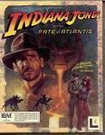 Carátula de Indiana Jones and the Fate of Atlantis para PC
