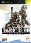 Carátula de Metal Gear Solid 2: Substance para Xbox