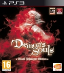Carátula de Demon's Souls para PlayStation 3