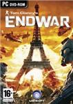Carátula de Tom Clancy's EndWar para PC