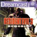 Carátula de Resident Evil 3: Nemesis para Dreamcast