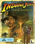 Carátula de Indiana Jones and the Fate of Atlantis para Amiga