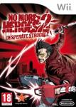 Carátula de No More Heroes 2: Desperate Struggle para Wii