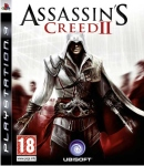Car�tula de Assassin's Creed II para PlayStation 3