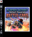 Carátula de Supersonic Acrobatic Rocket-Powered Battle-Cars para PS3-PS Store