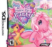 Carátula de My Little Pony: Pinkie Pie's Party para Nintendo DS