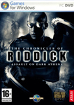Car�tula de The Chronicles of Riddick: Assault on Dark Athena para PC