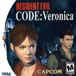 Carátula de Resident Evil Code: Veronica para Dreamcast