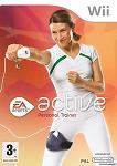 Carátula de EA Sports Active Personal Trainer