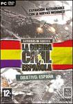 Carátula de Sombras de Guerra: Objetivo España para PC