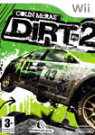 Carátula de Colin McRae: DiRT 2 para Wii