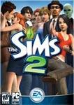 Car�tula de Los Sims 2