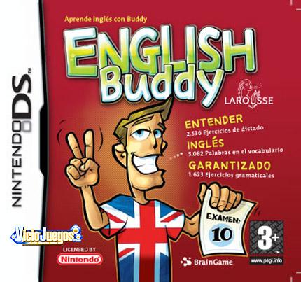 Todas Las Carátulas O Portadas Del Videojuego Buddy Inglés Para