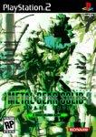 Carátula o portada No oficial (Montaje) del juego Metal Gear Solid 3: Snake Eater para PlayStation 2