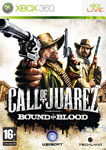 Carátula de Call of Juarez: Bound in Blood para Xbox 360