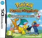 Carátula de Pokémon Mundo Misterioso: Exploradores del Cielo para Nintendo DS