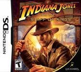 Carátula de Indiana Jones y El Cetro de los Reyes para Nintendo DS