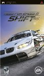 Carátula de Need for Speed: Shift para PlayStation Portable