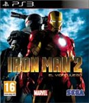 Carátula de Iron Man 2 para PlayStation 3