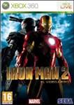 Carátula de Iron Man 2 para Xbox 360