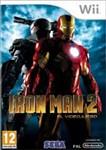 Carátula de Iron Man 2 para Wii