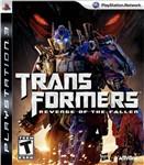 Carátula de Transformers: La venganza de los caídos - El videojuego para PlayStation 3